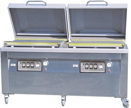 Double-Sink Vacuum Packing Machine AA-624