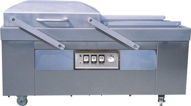 Double-Sink Vacuum Packing Machine AA-634