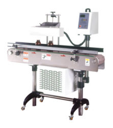 Auto Induction Cap Sealer With Conveyor