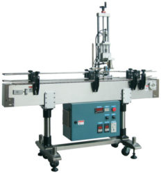 Single Nozzle Bottle Leak Tester