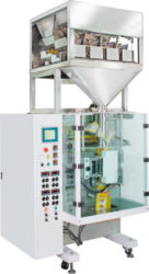 Automatic Bag Forming Electronic Weighing Filling Packaging Machine