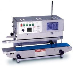 Light Duty Vertical Sealing Machine (Double Sided)
